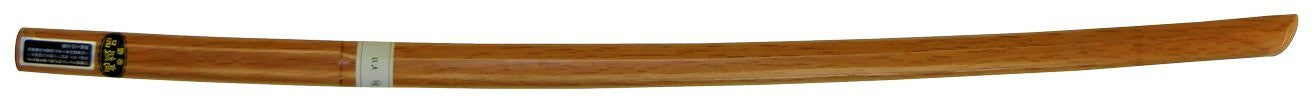 Bokken: Japanese Red Oak