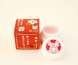 Solid perfume (Japanese Camellia, Lily-of-the-valley, Mandarin)