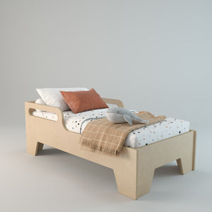 The Plyhome Toddler Bed