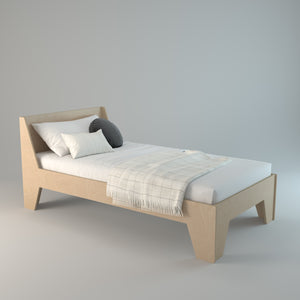 The Plyhome Big Kids Bed
