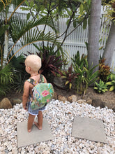 Childs Vintage Batik Backpacks - LAST ONE 😱