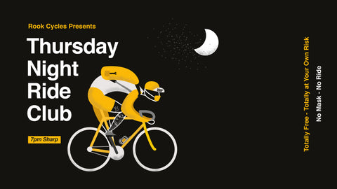 Night ride club is back!