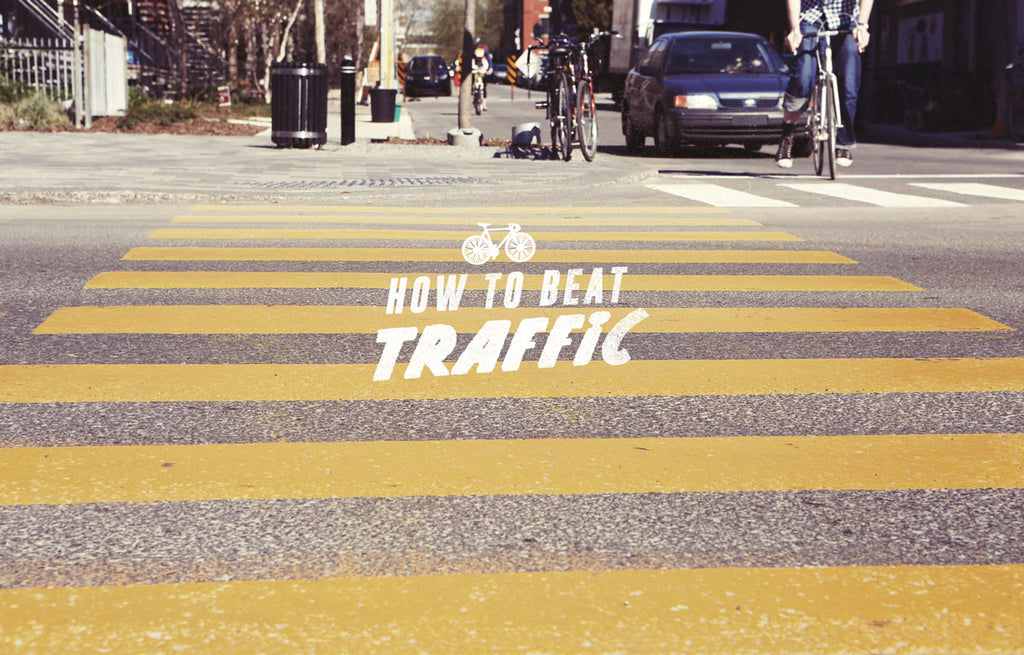 Bicycle commuting: how to beat the traffic