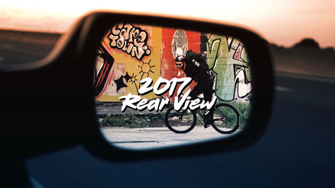 2017 rear view mirror