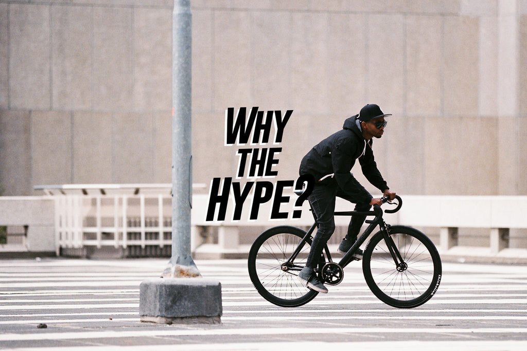 Single speed & fixed-gear bikes: why the hype?