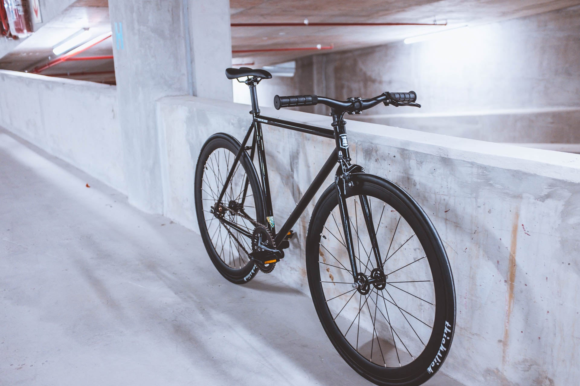 Rook One Chromoly Midnight