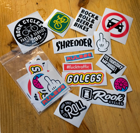 Sticker Pack 2019