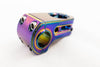 CNC Stem Rainbow Finish
