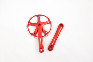Crank Set Square Taper (colour)