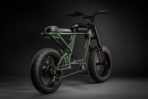 Super 73 RX - Coming soon to Cape Town. Email hello@rookcycles.com if you are interested in this cool ride!