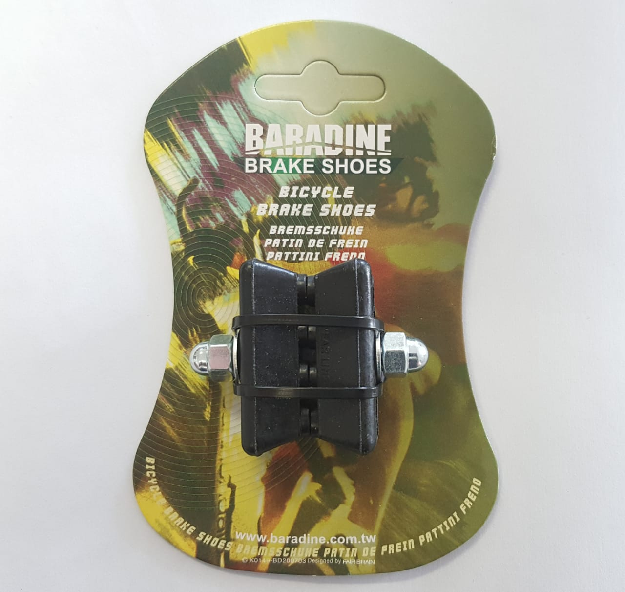 Baradine Brake Blocks