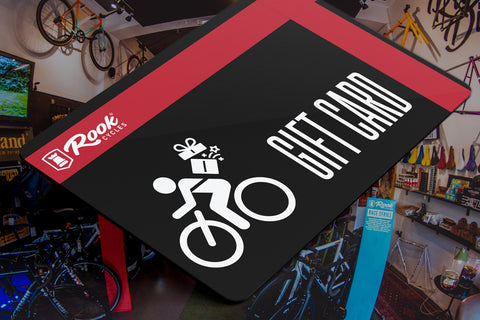 Rook Cycles Gift Card