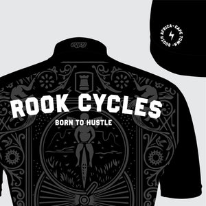 Rook Cycles Pro Team Jersey