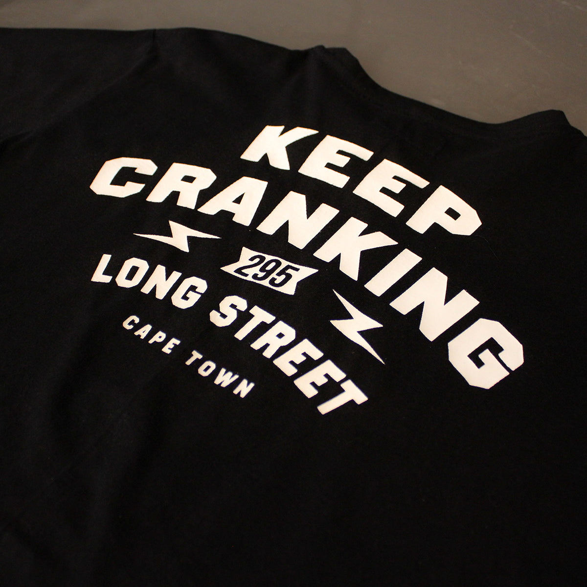 Rook T - Keep Cranking