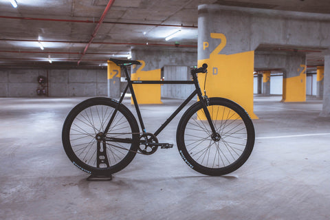 Rook One Chromoly Matt Black