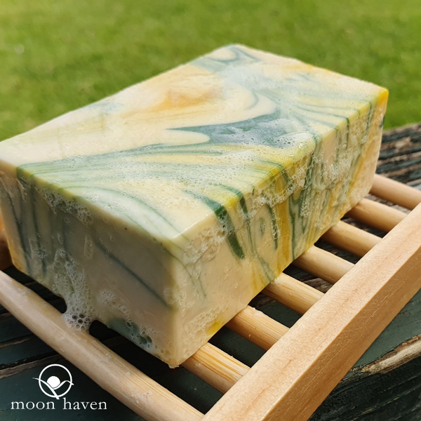 Care & Feeding of your Moon Haven Soap