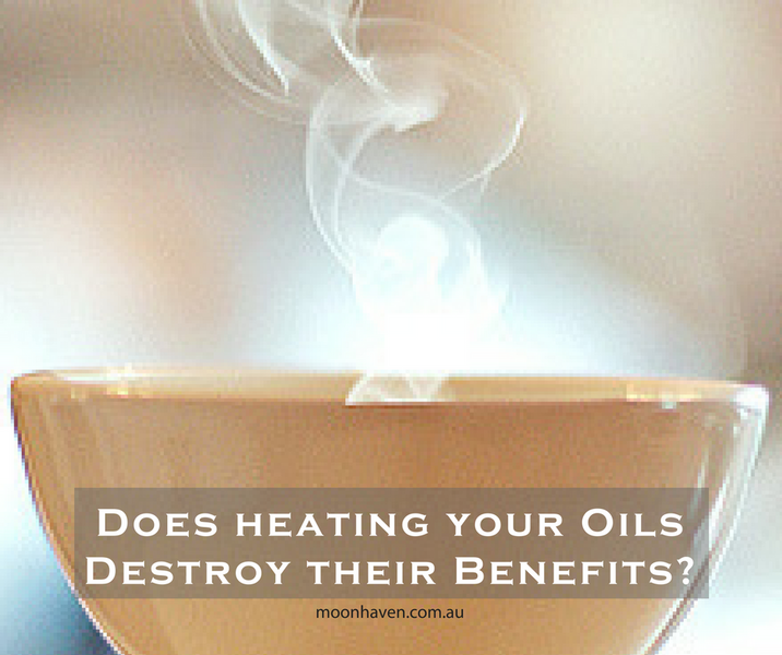 Essential Oils & Heat – How to avoid damaging your essential oils when heating them