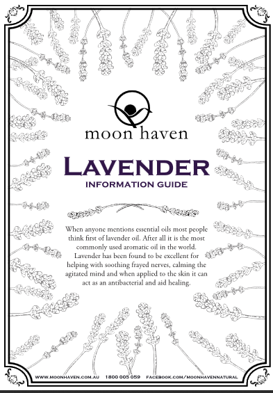 Lavender Essential Oil Information Guide