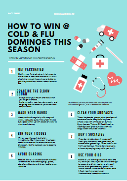Cold & Flu Fact Sheet Download