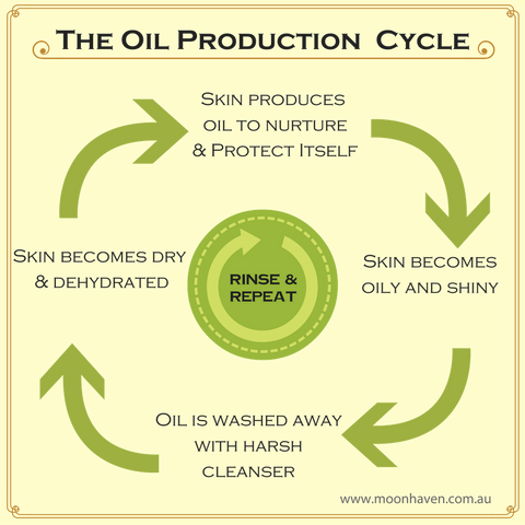 Acne - Oil Production Cycle