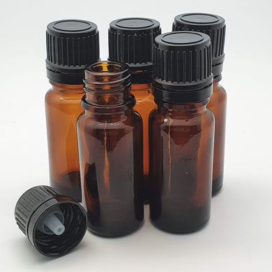 10ml essential oil bottles with dripolator