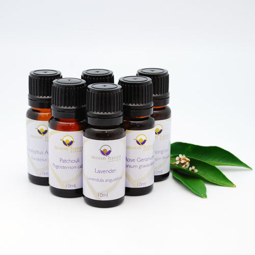 Pure, Unadulterated Essential Oils