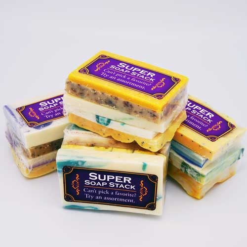 Super Soap Stack