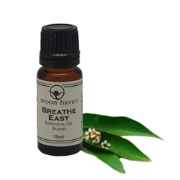 Breathe Easy - Essential Oil Blend
