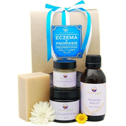 Eczema & Psoriasis Treatment Pack
