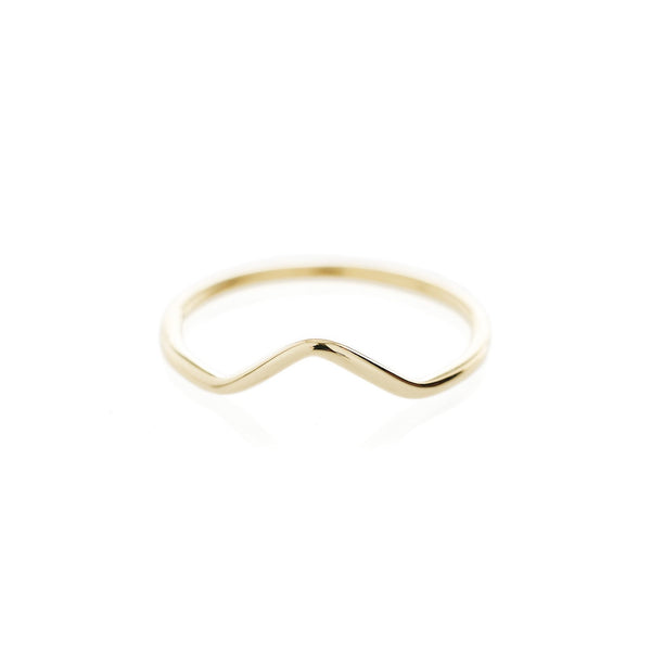 Rhythm Ring in Yellow Gold