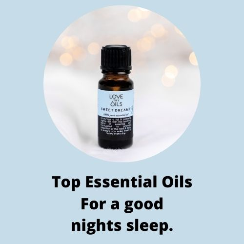 4 Best Essential Oils For Sleep