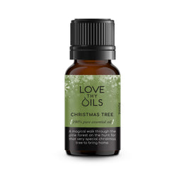 Christmas Tree Essential Oil Blend 10ml