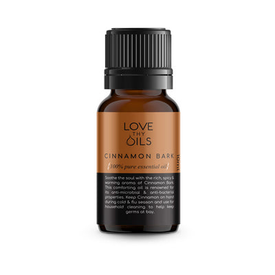 Cinnamon Bark Essential Oil 10ml 100% Pure