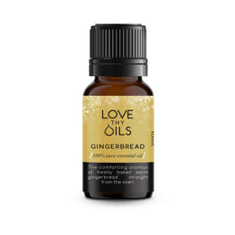 Gingerbread Essential Oil Blend 10ml