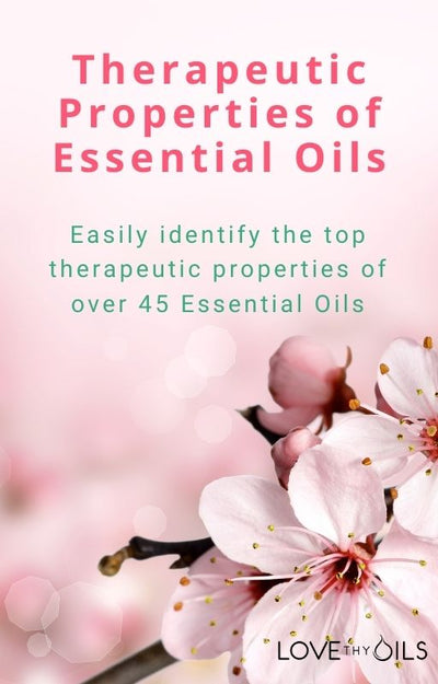 Therapeutic properties of essential oils printable download