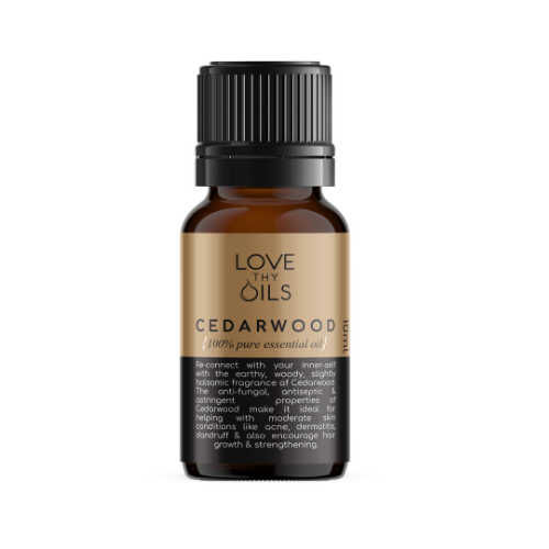 Cedarwood Atlas Essential Oil 10ml