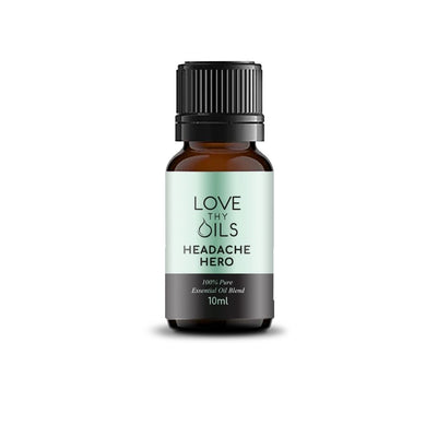 essential oil for headache blend of 100% pure essential oils