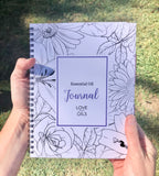 essential oil journal