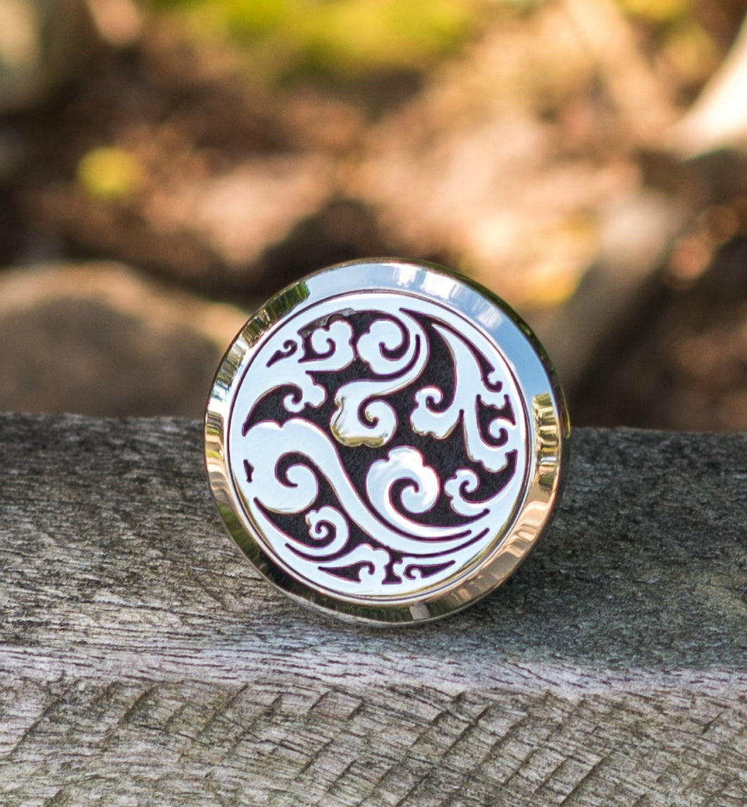 Aromatherapy/Essential Oil Diffuser car locket.