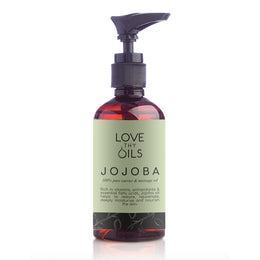 Jojoba oil. Massage oil, carrier oil to make roller blends. Oil for clear skin.