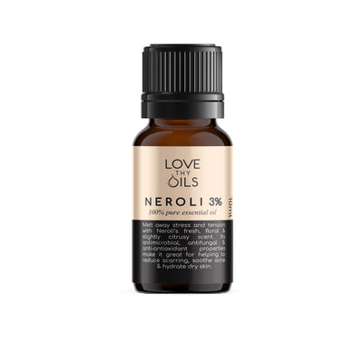 Neroli 3% Essential Oil 10ml