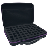 Carry-on 60 Bottle Essential Oil Storage Case