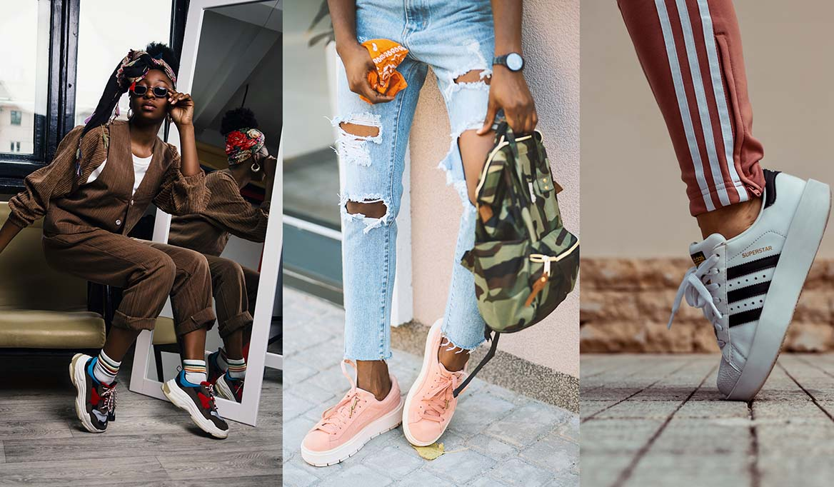 5 Must Have Footwear For This Season