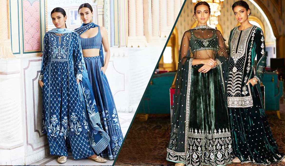Top 5 Bridesmaid Looks By Anita Dongre