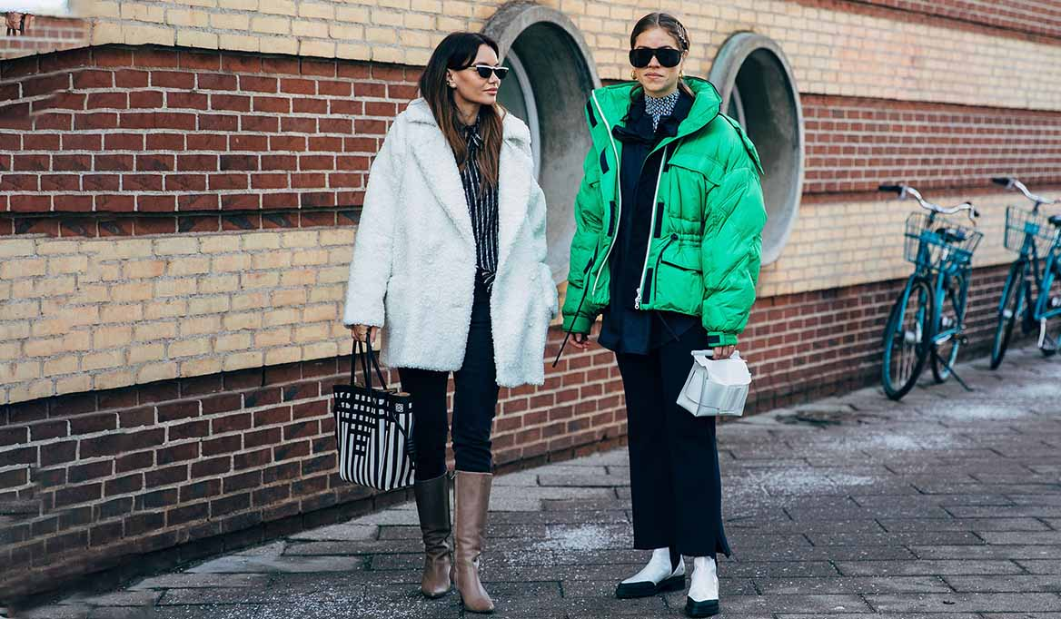 The Season To Layer Is Officially Here