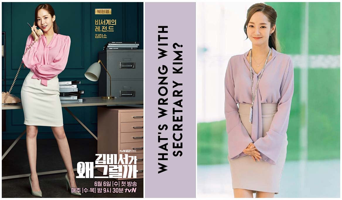 ICONIC BUSINESS OUTFITS IN K-DRAMAS TO DIE FOR!!