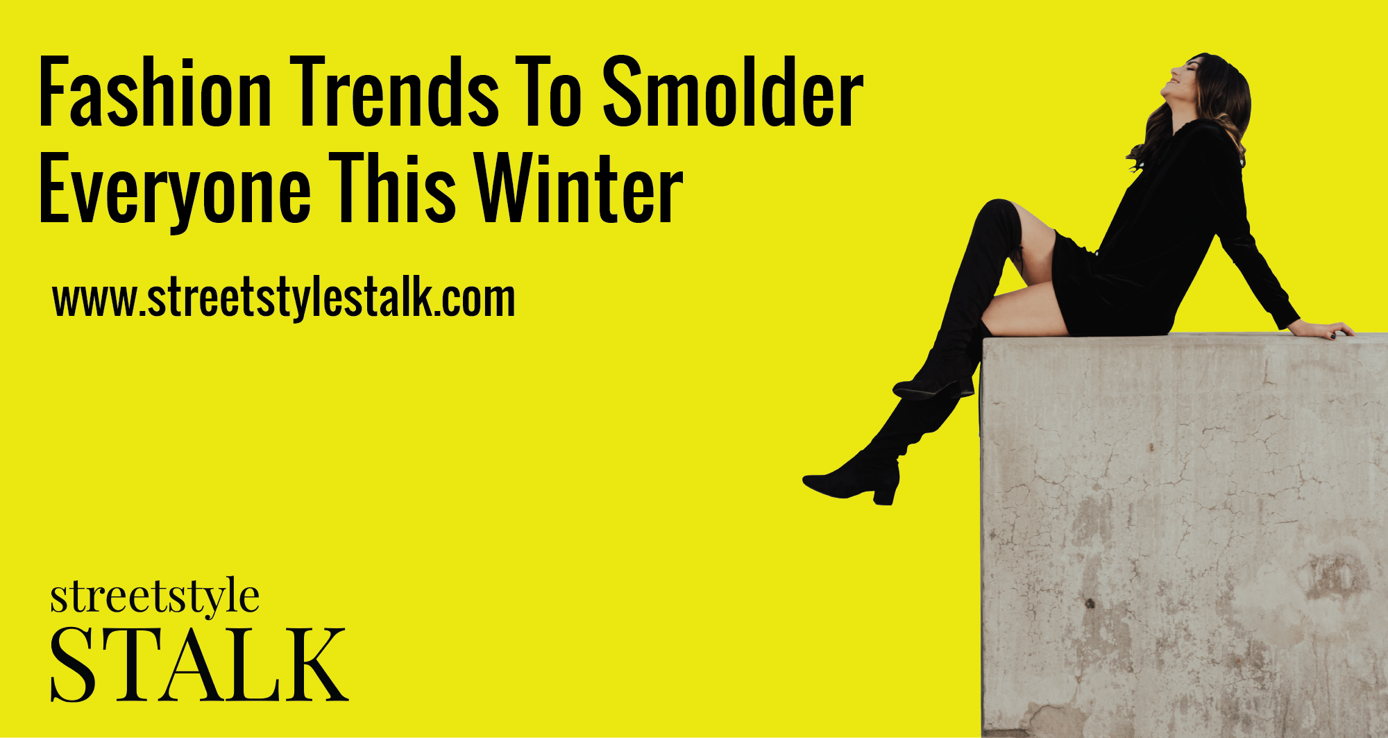 Fashion Trends To Smolder Everyone This Winter
