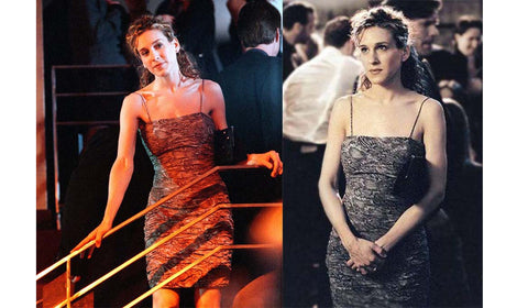 Carrie Bradshaw Fashion