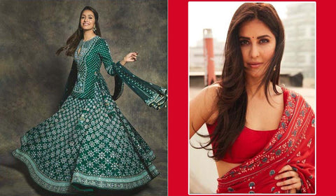 Bollywood Ethnic Wear Looks