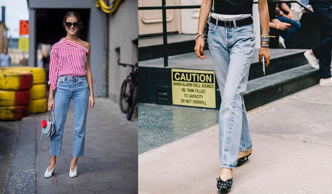 Denim Trends 2019 Straight Cut